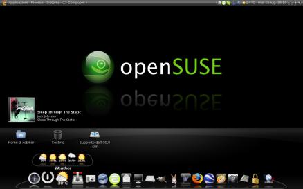 opensuse11-gnome