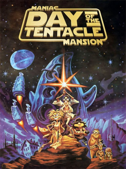day-of-the-tentacle-poster